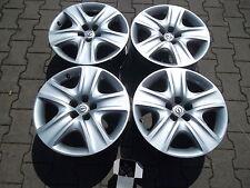 4 x Opel Design Stahlfelgen 17 x 7 ET 42 LK 5 x 105 Opel Astra J + Radkappen(d9)