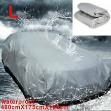 Universal size L full cover UV-resistant waterproof stain-proof easy Car Cover