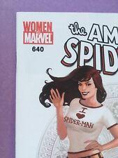 Amazing Spider-Man #640 *NM/M* 9.6 9.8 BLACK CAT Women Of Marvel Variant