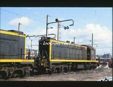 C1518 - Dia slide 35mm original: chemin de fer France, SNCF loc 62028, 1986