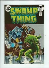 Swamp Thing #6 [DC, 1973] VF 8.0 Wrightson Story and Cover, 20 cent cover