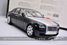 KYOSHO 1:18 ROLLS-ROYCE GHOST DIE-CAST MODEL BLACK
