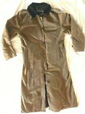 Barbour L50 Newmarket Coat Wax Jacket Women's size US 14 UK 18