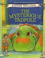 The Mysterious Tadpole by Steven Kellogg (2004, Paperback) FREE shipping $35