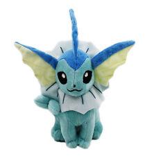 16Cm Pokemon Vaporeon Plush Doll Stuffed Toys Figure For Kids Gift