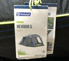 Outwell Trail Plus 3 Durawrap 1500mm  Man Tent New 4.5kg