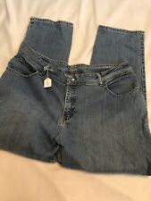 Riders Classic Blue Jeans Women's Size 20W
