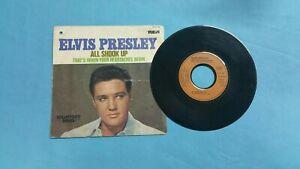 Elvis Presley /all shook  up /45 tours