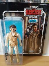 "Star Wars Gentle Giant Jumbo Princess Leia Hoth MOC 12"" vintage style"