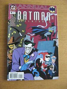 Batman Adventures Annual #1 [VF] (1994 DC) 3rd Harley Quinn