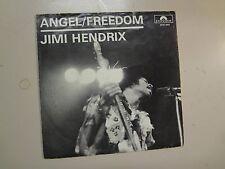 "JIMI HENDRIX: Angel 4:25- Freedom 3:24-Holland 7"" 70 Polydor 2121 040 Stereo PSL"