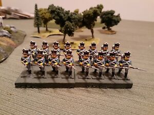 25mm Painted Prussian Napoleonic Infantry Lot 1