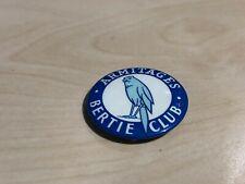 Vintage Armitages Bertie Club Pin Badge