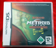 Metroid Prime Hunters - First Hunt - DEMO - Nintendo DS DSi 3DS