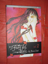 I FIORI DEL MALE N° 2 MANGA J-POP di: lee hyeon sook -disponibile serie completa