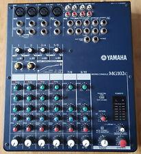 Yamaha MG 102 C Mischpult