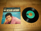 DISQUE VINYLE 45 TOUR 45T EP Richard ANTHONY-La corde au cou