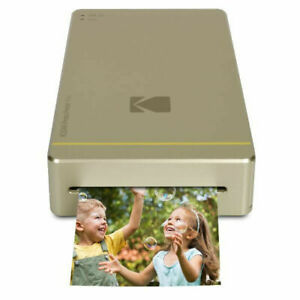 Kodak Mini Mobile Wi-Fi Printer has been tested & Works as it should. Pre- Owned
