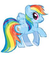 My Little Pony Rainbow Dash Helium Balloon