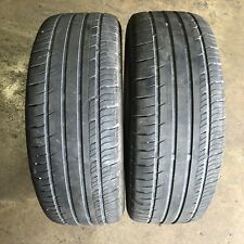 245/55R19 - 2 used tyres FEDERAL COURAGIA F/X : $100.00 or Make Offer