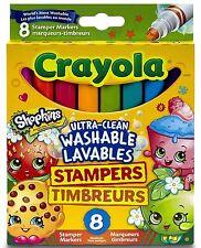 Crayola Shopkins Stamper Markers