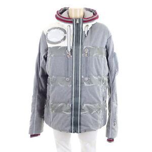 BOGNER Skijacke Wintersport Snowboardjacke Jacket Grau Gr. DE 52 US 42 US