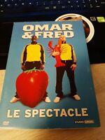 OMAR ET FRED - LE SPECTACLE - DVD + DONNE SAV DES EMISSIONS 1