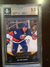 2010-11 Upper Deck Young Guns Matt Martin BGS 9.5