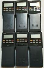 Casio EA-100 Data Analyzer  Lot of 6