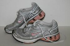 Nike Impax Run 2 Running Shoes, #Sample, Silver, Pink, Women's US Size 7