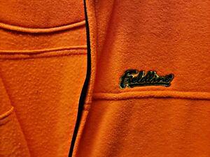 Fieldline Fleece Vest Blaze Orange Hunting Hiking Camping Fishing Outdoors