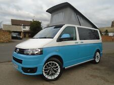 VW T5 TDi Camper Van       Our brand new Retro Conversion just fitted.