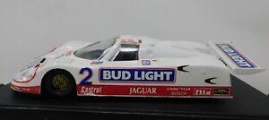"1/43 Onyx Model Cars Formula 1 '90 Collection Jaguar #2 ""Bud Light"""