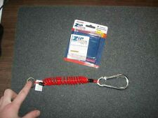 trailer break away switch cable. fastway zip cable bongie with quick release