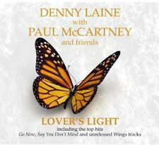 Denny Laine, Denny Laine with Paul McCartney - Lover's Light [New CD] Germany -