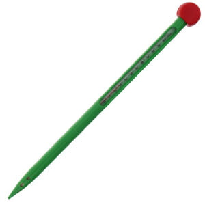 SOIL THERMOMETER 210 MM GARDEN COMPOST PROPAGATOR GROWING PLANTS SEEDS - IN-136