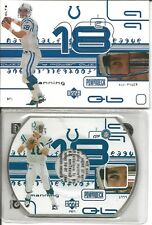 New listing 2000 Upper Deck Power Deck Peyton Manning Indianapolis Colts