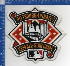 Authentic MLB- Pittsburgh Pirates 1994 All Star game patch NOS