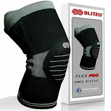 Blitzu Flex Professional Knee Brace Support For Arthritis Tendonitis ACL SMALL