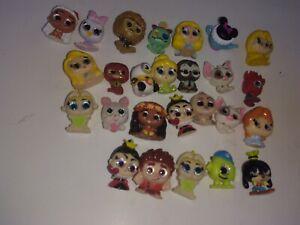 Disney DOORABLES Lot of 27 Figures Moose Toys - Rare??