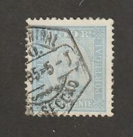 Portugal stamp #72, used, 1892-1893, dated cancel