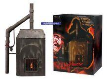 "NECA Nightmare On Elm Street FREDDY KRUEGER'S FURNACE LED Diorama - 7"" scale"
