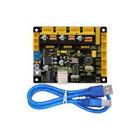 KEYESTUDIO CNC GRBL V0.9 Microcontroller Board + 3X A4988 Kit for Arduino Shield