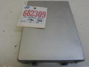 ENGINE COMPUTER ISUZU TROOPER 1999 8162414030 PCM ECM ECU OEM