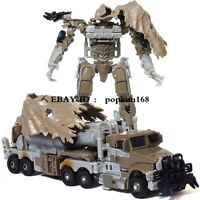 """New In Stock Deformabl Megatron HZX Voyager Class Action Figure 7"""" Kids Toys"""
