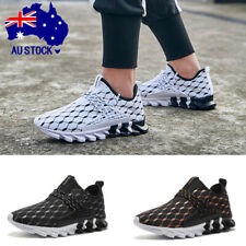 Mens Atheltic Sneakers Lightweight Sports Running Shoes Casual Tennis Gym