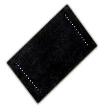 STUNNING Diamante Glitter Bath Mat 50cm by 80cm Black