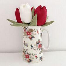 Vintage/Retro Round Pitcher/Jug Decorative Vases