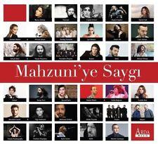 """ Mahzuni'ye Saygi-Various Artists "" TURKCE CD  Registered Shipping"
