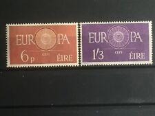 SCOTT #175-176 1960 IRELAND EUROPA STAMPS MNH